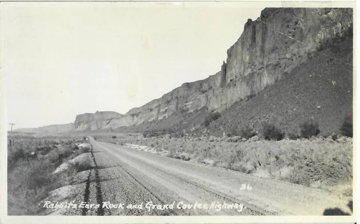 Rabbit Rock c1930s