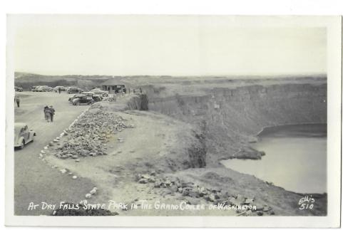 Ellis Dry Falls 1